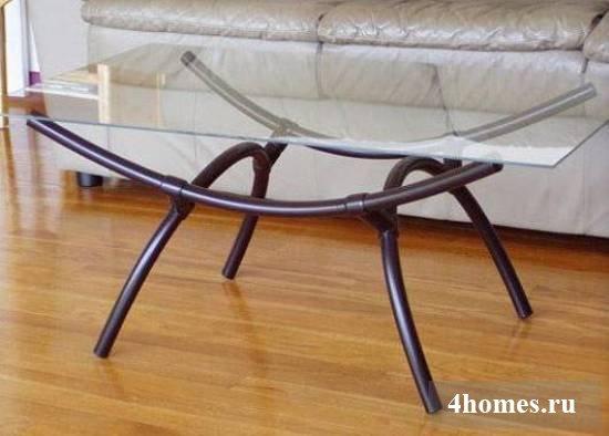 Что можно сделать из пластиковых труб: полезные приспособления, мебель и элементы декора