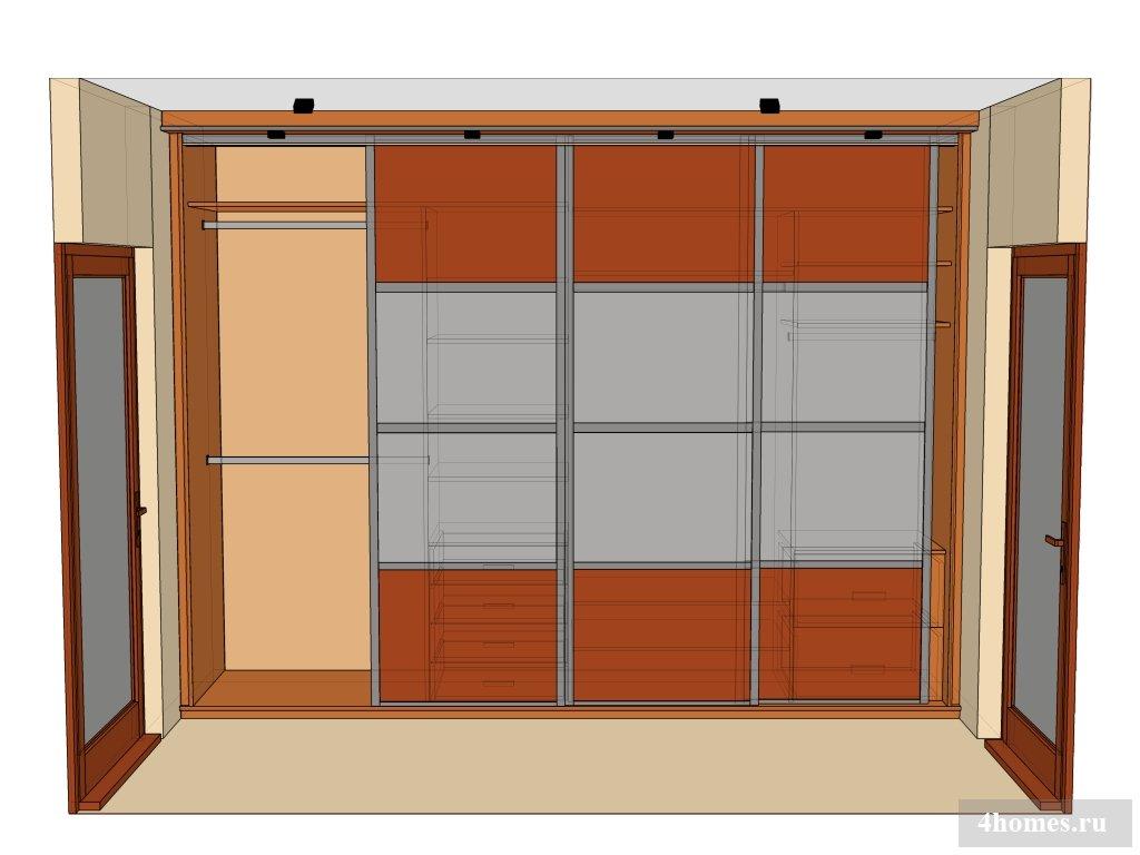 Шкафы своими руками в домашних условиях с фото чертежи
