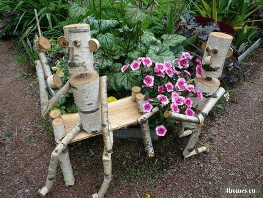 Самоделки сад огород
