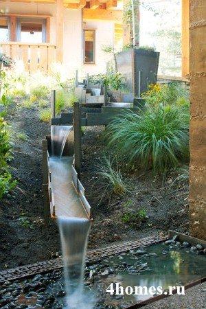 Фонтаны для сада