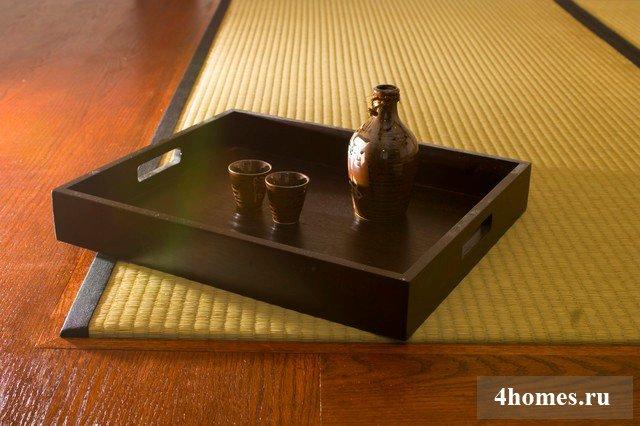 японский стиль в интерьере