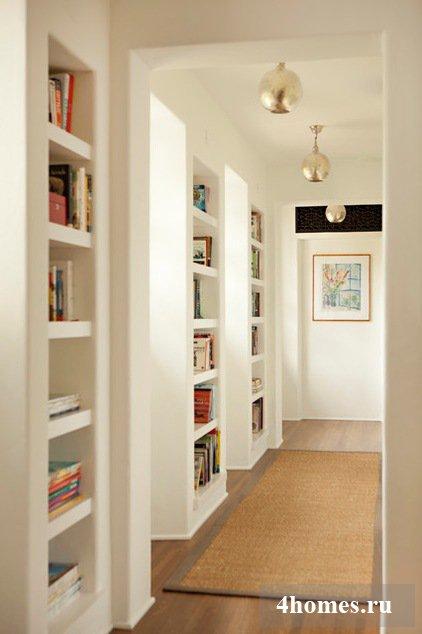 Дизайн коридора: как придать стиль служебному пространству?.