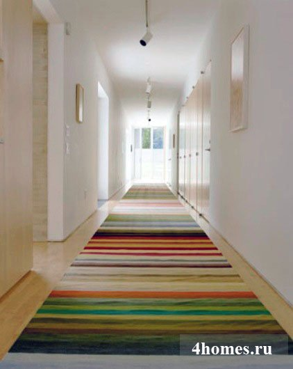 Дизайн коридора: как придать стиль служебному пространству?