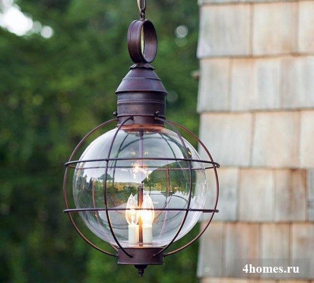 Прогоним тьму со двора: всё об уличных светильниках