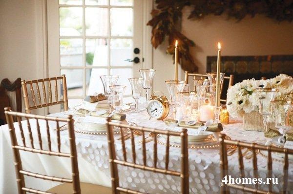 Новогодний декор: украшаем комнату к празднику