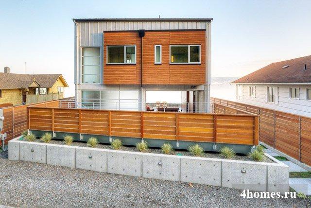 Дом, которому не страшны цунами