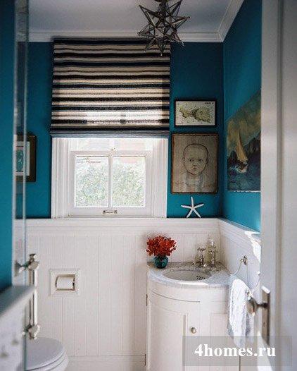 Интерьер ванной: 12 дизайнерских советов
