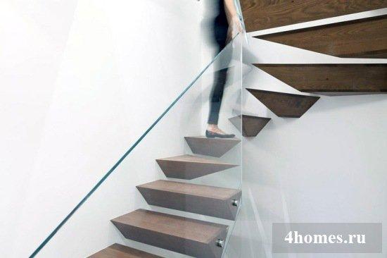лестницы в частных домах