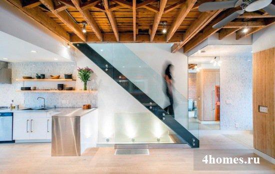 Внутренние лестницы для дома: стильная деталь современного интерьера