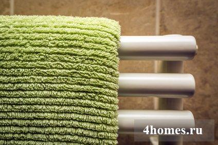 Как сделать электрический полотенцесушитель своими руками?