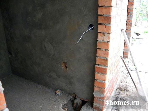 отделка стен своими руками