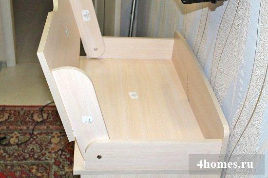 Пеленальный столик-комод своими руками (фото чертежи) 84
