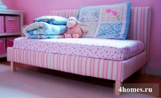 Детская кровать-тахта своими руками