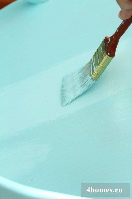 Как покрасить мебель качественно и красиво?