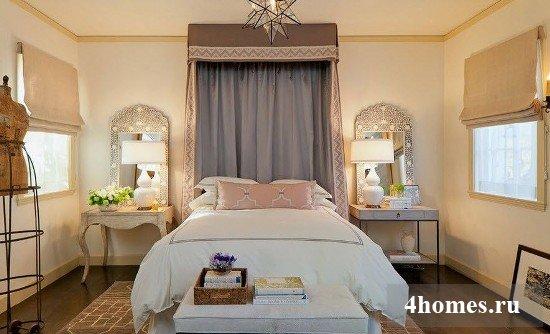 Как расставить мебель в спальне: классические принципы и фэншуй
