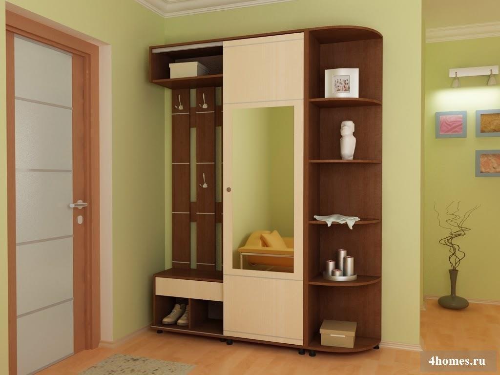 мебель для прихожей фото в маленькой квартире