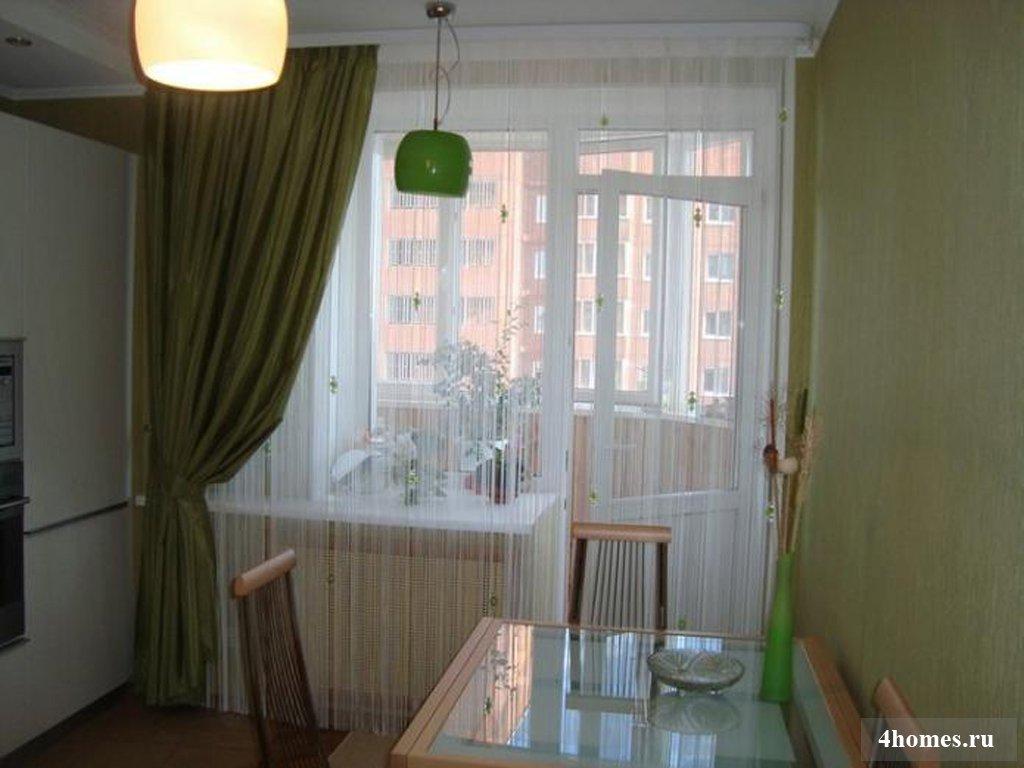 Как выбрать ленточные шторы для окон на кухню omaric.ru.