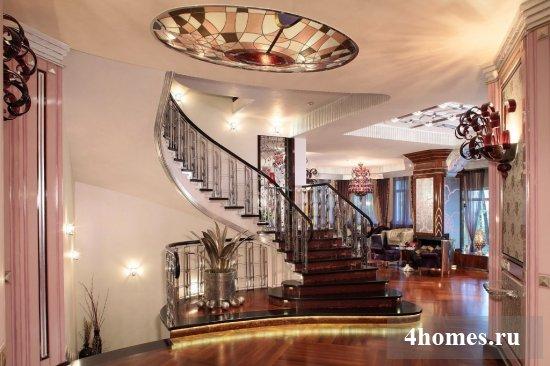 Фото интерьера квартир в стиле модерн