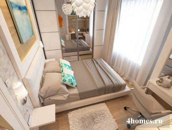 Современные идеи интерьера спальни (фото 2017)