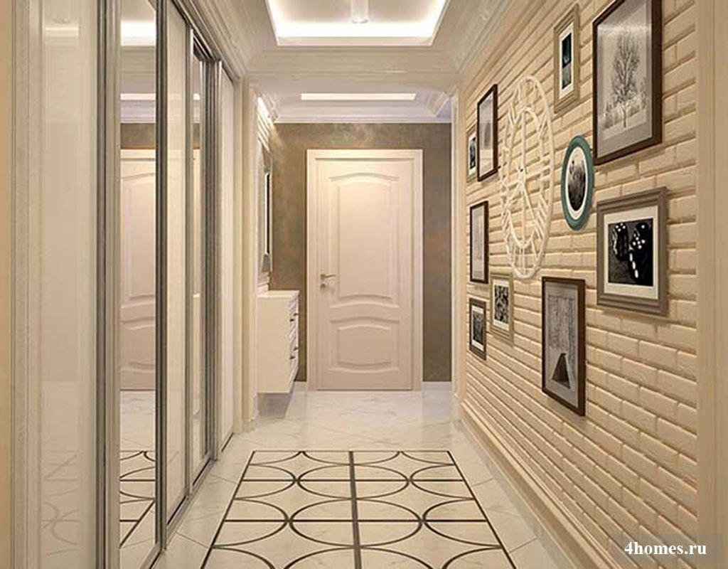прихожая фото дизайн в квартире реальные фото интерьеров