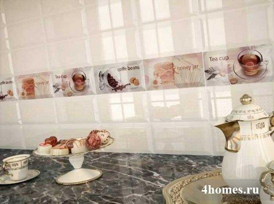 Стильная защита – фартуки для кухни, фото 2017, современные идеи!