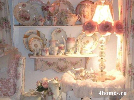 Творческие идеи декупажа для украшения интерьера вашей квартиры или дома