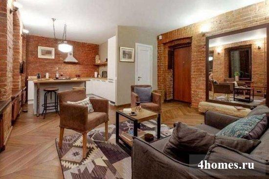 Современное жильё для маленькой семьи – квартира студия ...