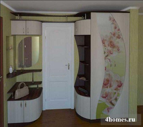 Интерьер и дизайн прихожей в квартире - 20 реальных фото