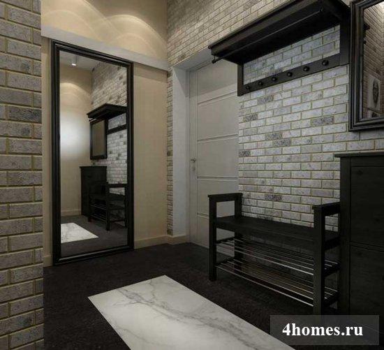 Интерьер и дизайн прихожей в квартире - 20 реальных фот ...