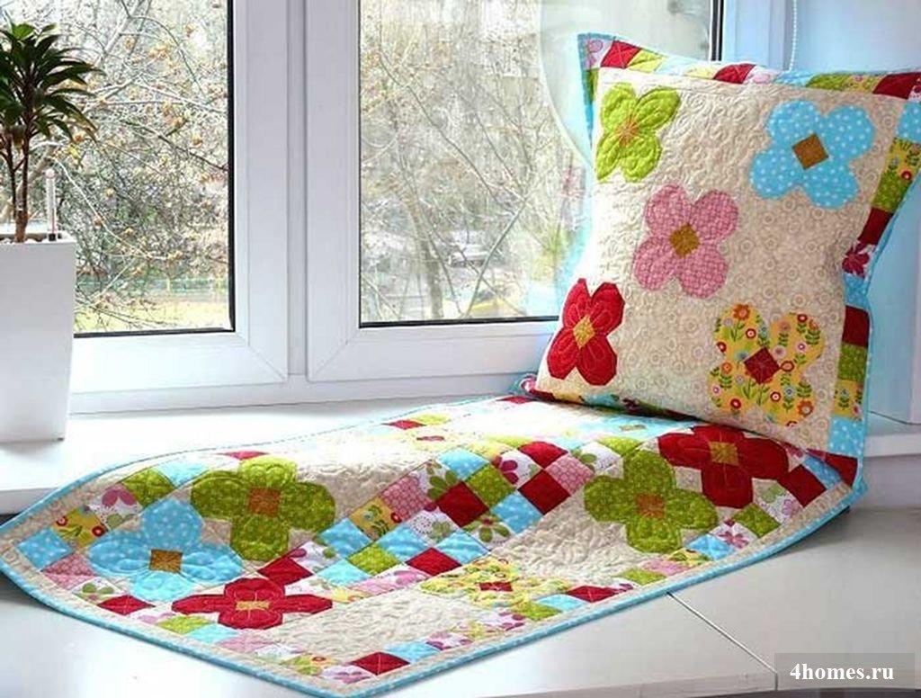 Рукоделие коврик своими руками дома
