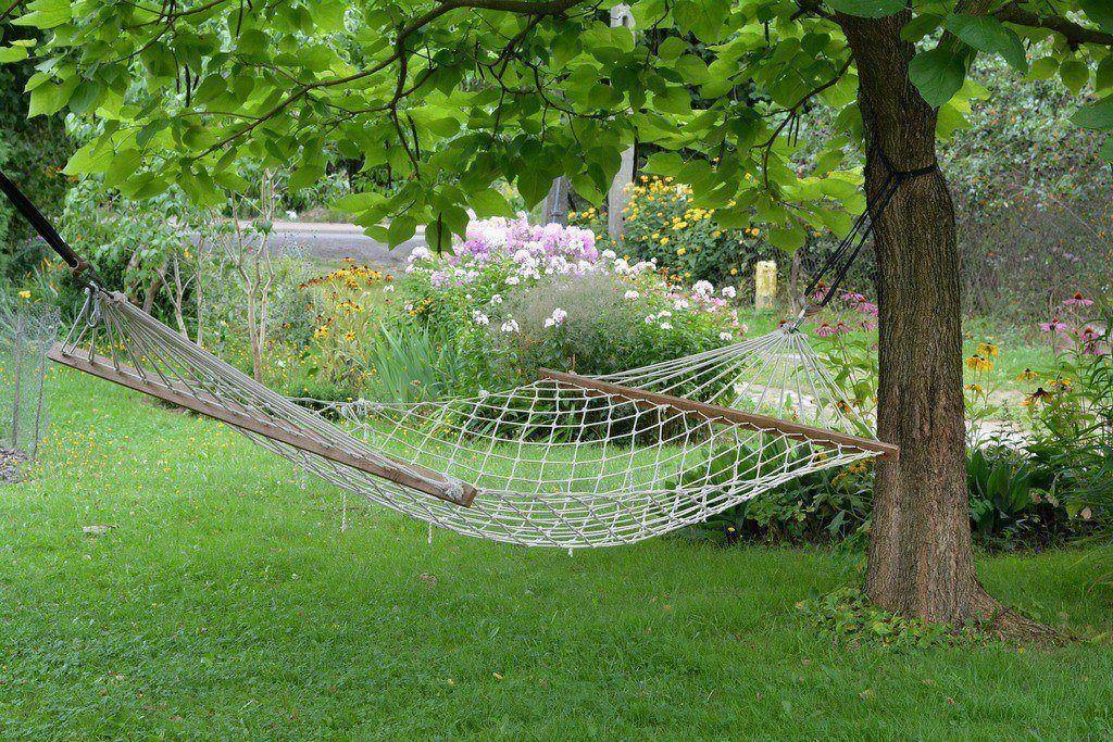 Гамак для отдыха на природе