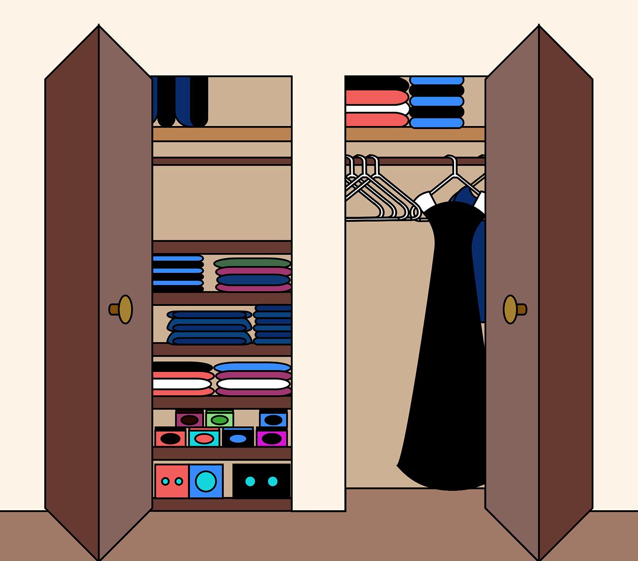 Шкаф для вещей